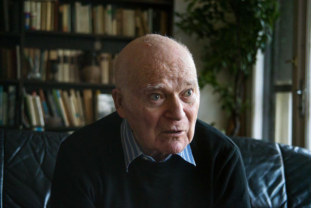 Moldova György felesége elvesztése után irodalmi szerkesztőjével kezdett új életet