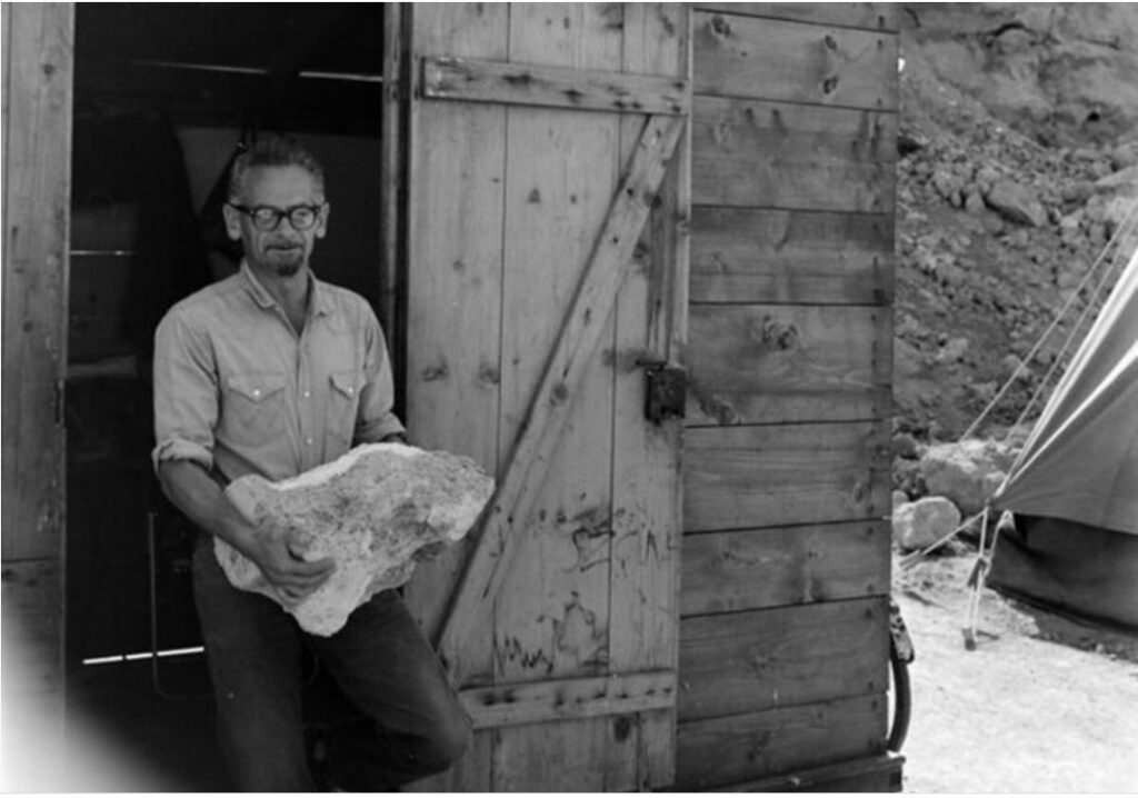 Az ősrégész, aki Alfonzóval együtt volt munkaszolgálaton