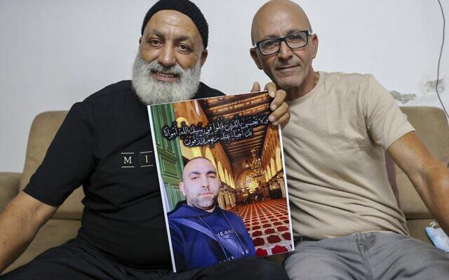 Egy arab és egy zsidó férfi együtt gyászolja a lodi erőszakban elveszetett szeretteiket – Kibic Magazin