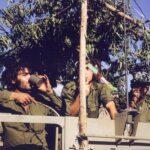 Így ünnepelték a szukotot a fronton az izraeli katonák a jom kipuri háborúban