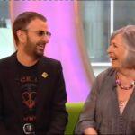 A zsidó hárfaművész, aki az első nőként szerepelt egy Beatles albumon