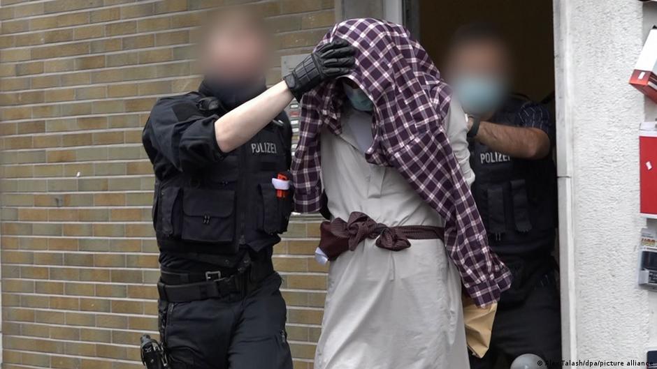 Jom Kipurkor akart felrobbantani egy zsinagógát egy szír fiatal Németországban