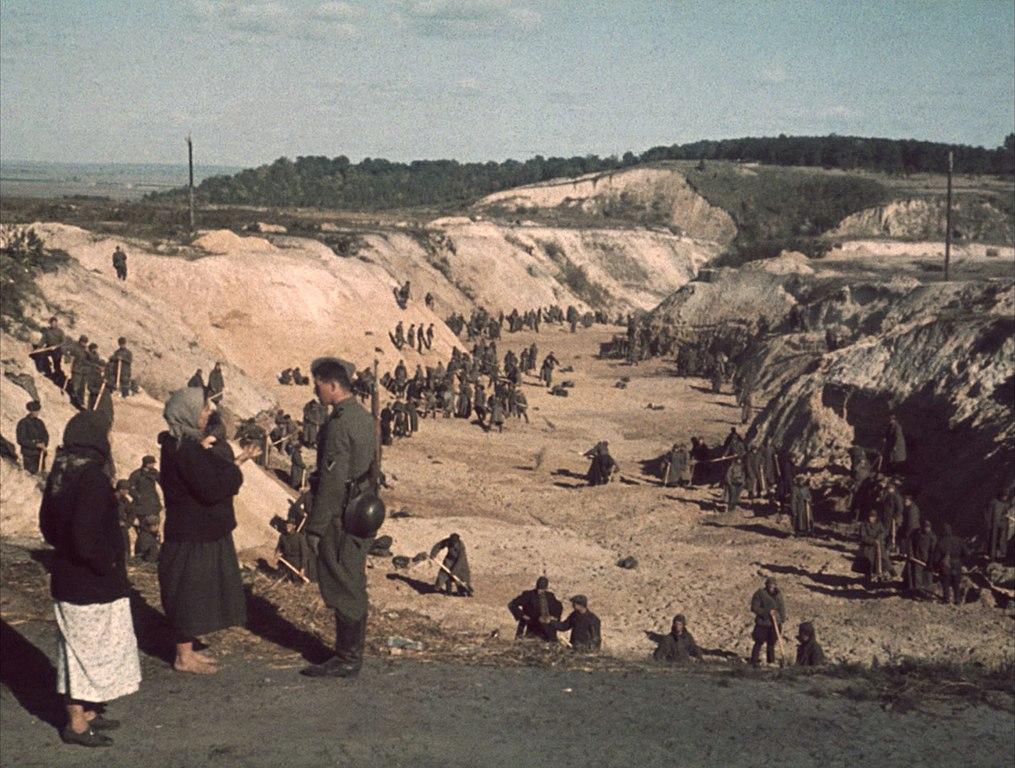80 éve történt a holokauszt egyik legnagyobb tömegmészárlása