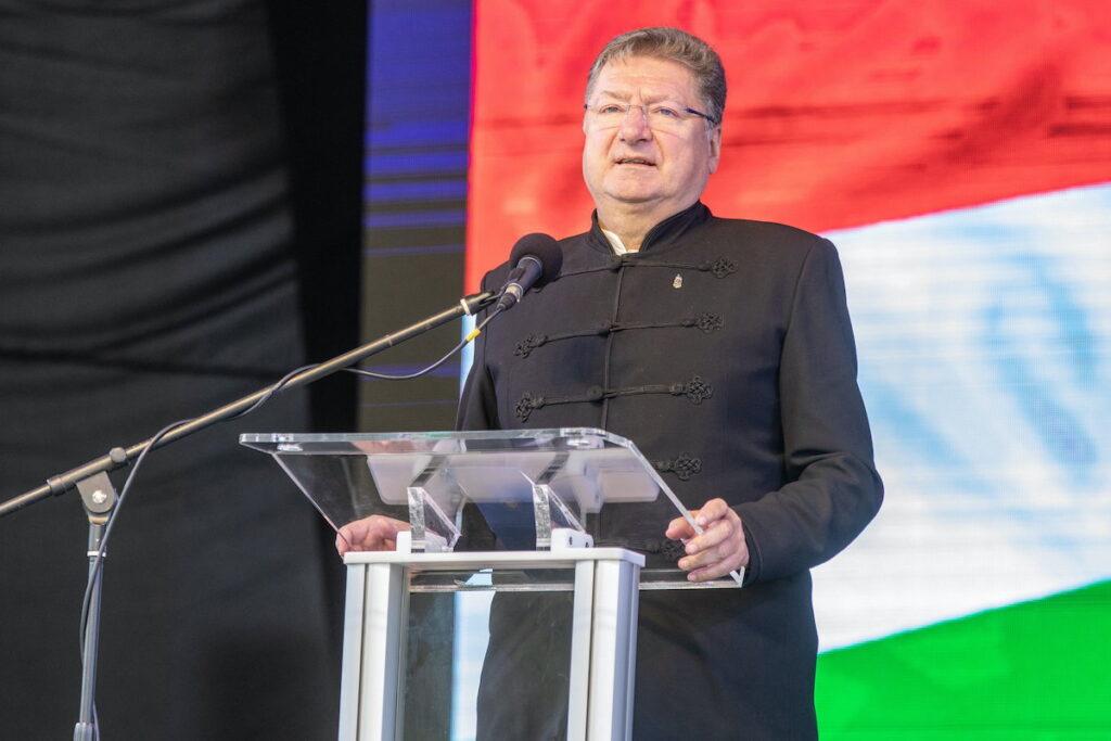 Gyűlöletkeltő volt a Kamara elnökének beszéde a Raoul Wallenberg Egyesület szerint