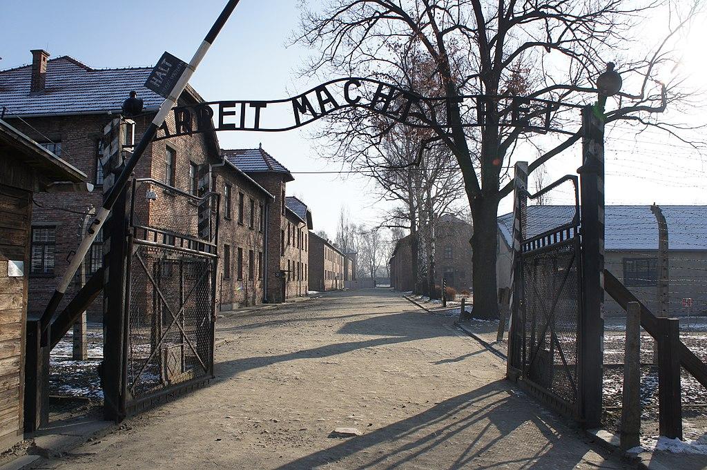Antiszemita falfirkák jelentek meg az auschwitzi barakkok falán