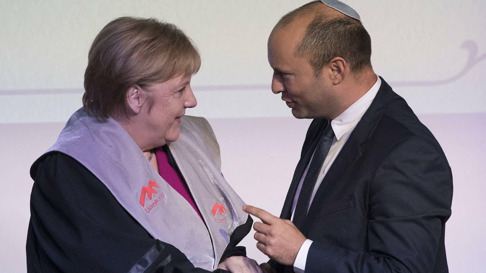 Merkel utolsó útja Izraelbe vezet kancellárként – Kibic Magazin