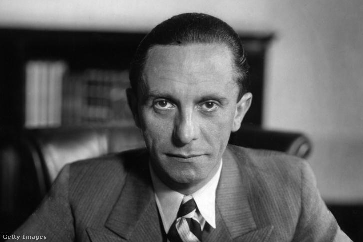Goebbels a mai napig Postdam díszpolgára